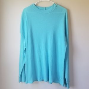 Blue Lightweight PINK Thermal